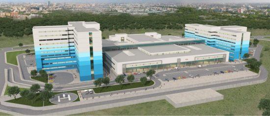 Isparta Şehir Hastanesi, Isparta
