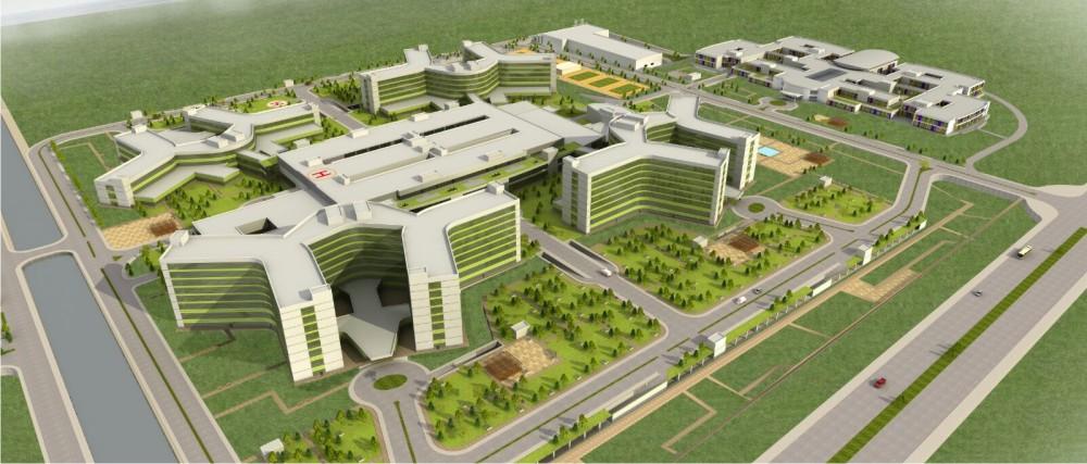 Kayseri PPP Entegre Sağlık Kampüsü, Kayseri